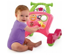 Bright Starts PIP Sit to Stride Activity Walker