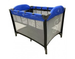 Lucky Baby S6 Travel Playpen N.Blue