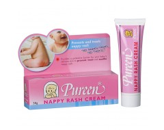 Pureen Nappy Rash Cream 50g