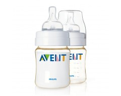 Philips Avent 125ml PES Bottle (twin pack)