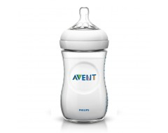 Philips Avent 260ml Natural Bottle (single pack)