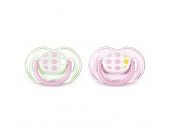 Philips Avent Fashion Soother 0-6m (Twin Pack)