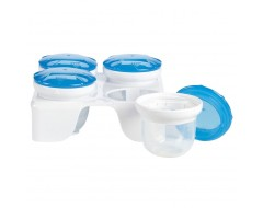 Munchkin Fresh Food Freezer Cups 4pc/pk