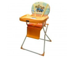 Lucky Baby Deluxe High Chair - Twin Mice