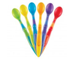 Munchkin 6 Pack Infant Spoon