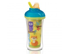 Munchkin 9oz Click Lock Insulated Straw Cup