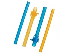 Munchkin 2 Pack Replacement Straws with Valve
