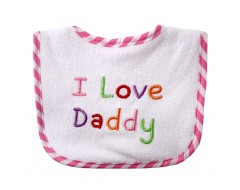 Luvable Friends Baby Bibs Small