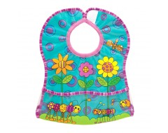 Sassy EZ Clean Pocket Feeding Bib