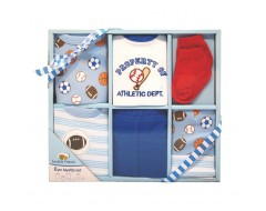 Luvable Friends 6pc Layette Gift Set