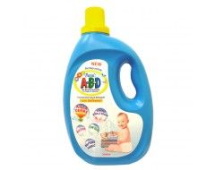 Pureen Anti Bacterial Liquid Detergent with Softener 2L