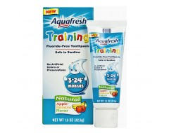 Aqua Fresh First Teeth Baby Toothpaste 3-24 months