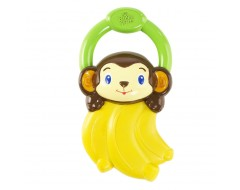 Bright Starts Peel the Vibrations & Berry Vibrating Teether