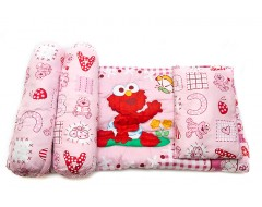 Owen Sesame Street 4pc Comforter Set