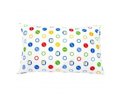 "Puku Pillowcase (J) 13.5"" x 20"""