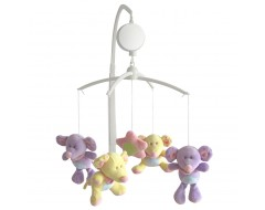 Lucky Baby JOLEE™ Musical Mobile-Mouse