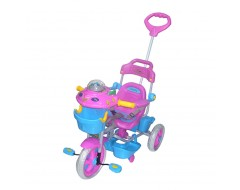 Family Tricycle (Pink)