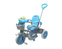 Family Tricycle (Blue)