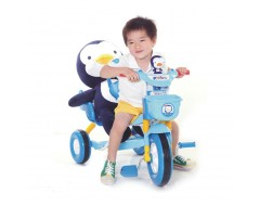 Puku Double Seat Tricycle