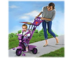 Fisher Price Tricycle 3 in 1 Royal (Purple)