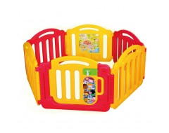 Ching Ching Baby Play Pen – 6 Panel