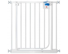 Lucky Baby Smart System Swing Back Gate (Metal)