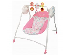 Lucky Baby Cheeree™baby Swing W/Toy Bar