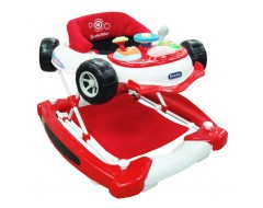 Lucky Baby Racer Plus 2 in 1 Baby Walker/Rocker