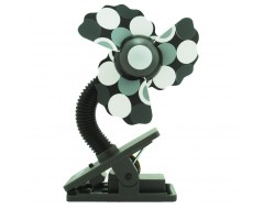 Lucky Baby New Mini Safety Clip on Fan Basic Style