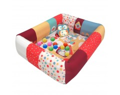 Lucky Baby 2 in 1 Inflatable PlayMat