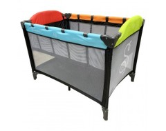 Lucky Baby S6 Travel Playpen Colourful