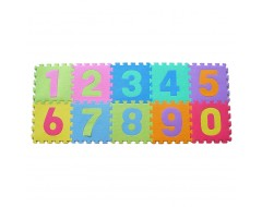 Lucky Baby Numbers 0-9 Mats